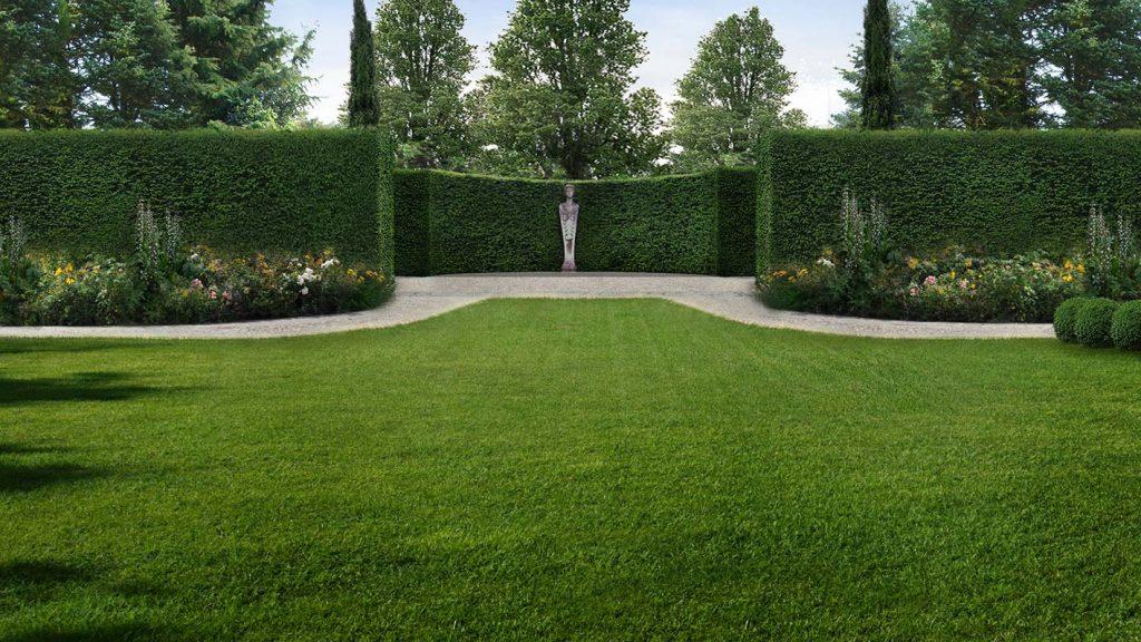 Esperti paesaggisti e garden designer verona officina - Progetto per giardino ...